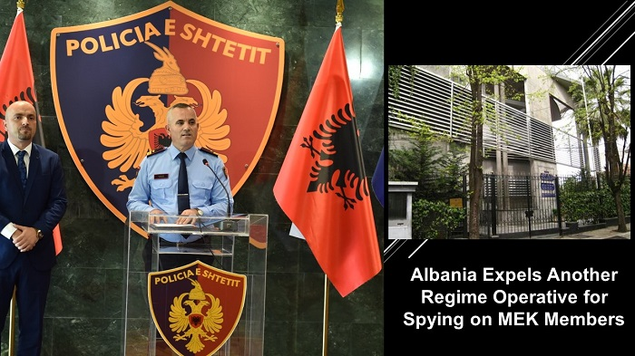 Albania expels yet another agent of Iranian regime