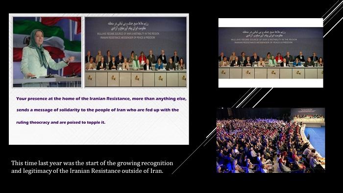 Free Iran Summit