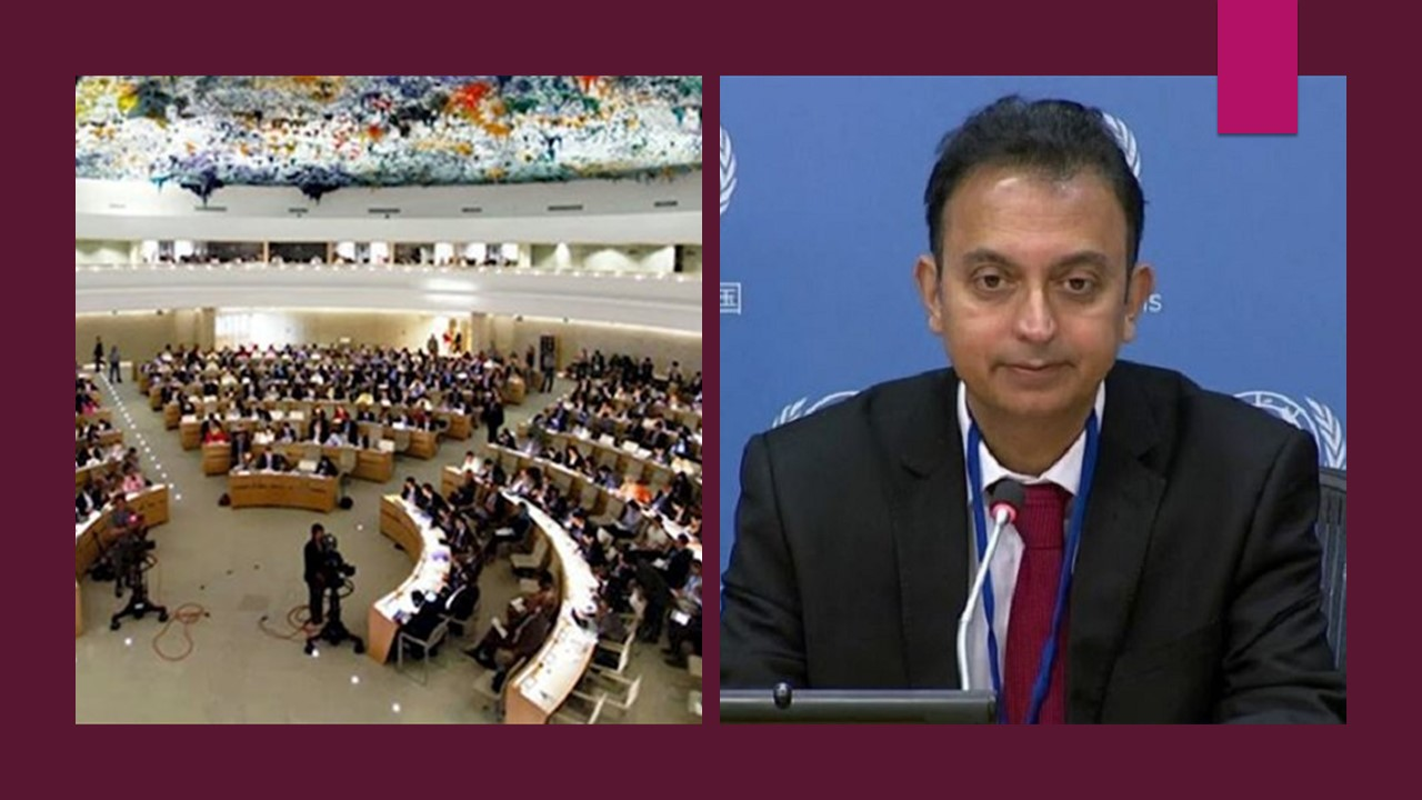 Special Rapporteur on Iran Human Rights