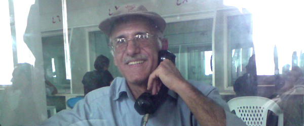Mr. Ali Moezi, Iranian political prisoner, was arrested in June 2011 and charged with Moharebeh