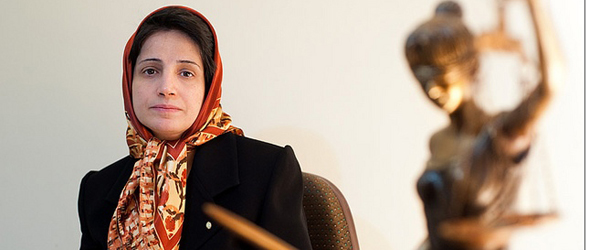 Nasrin Sotoudeh Ends Hunger Strike After Travel Ban Lifted