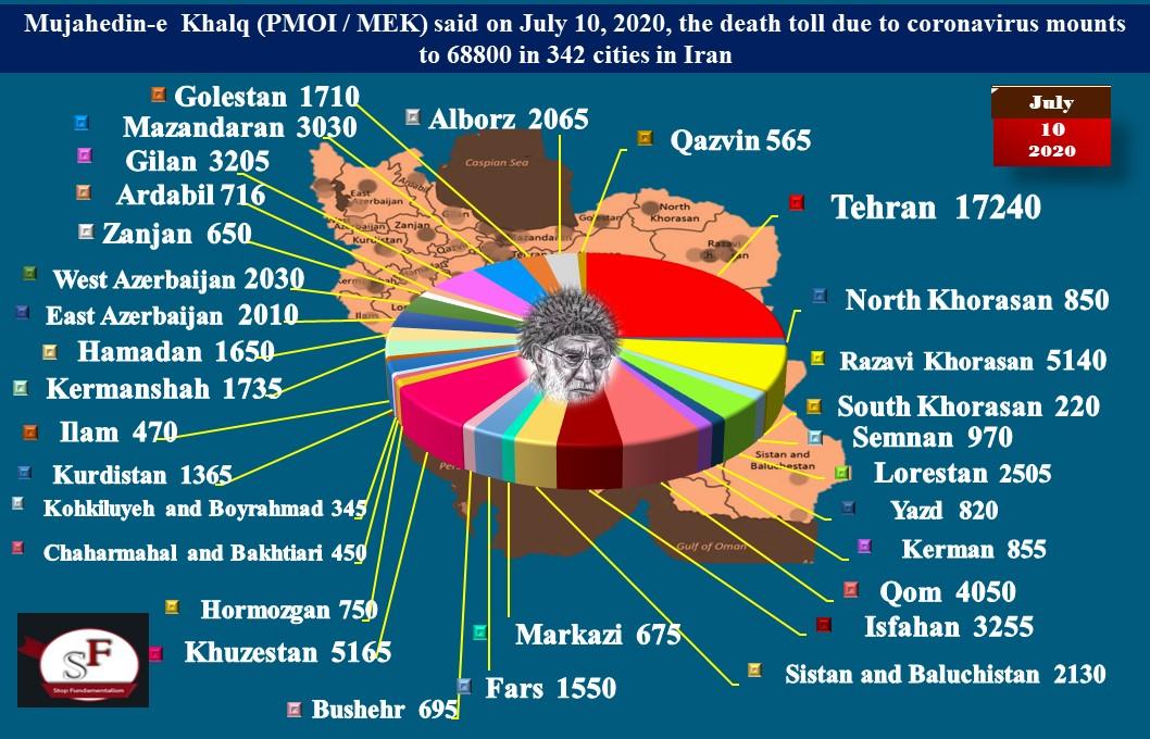 coronavirus crisis in Iran