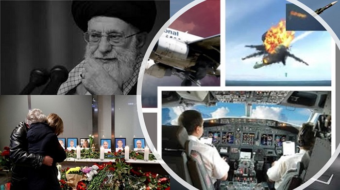 The Mullahs regime is clearly trying to cover up and minimize its involvement in the air tragedy