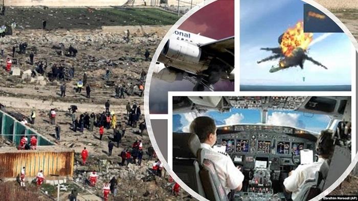 Ukraine passenger jet