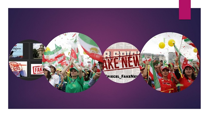 Fake news about MEK