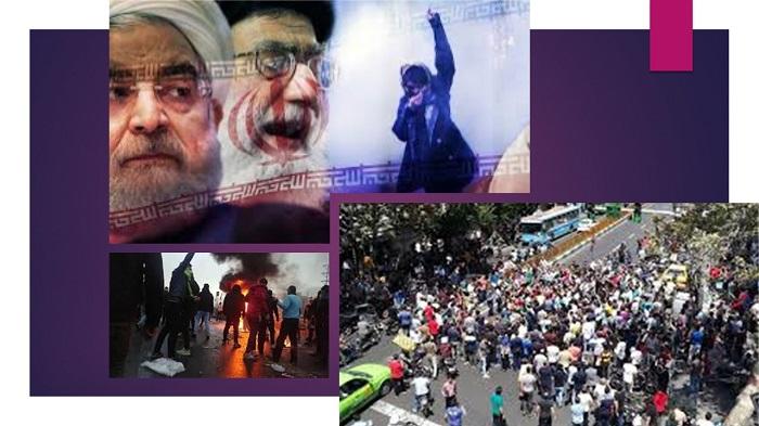 Regime is Losing Control