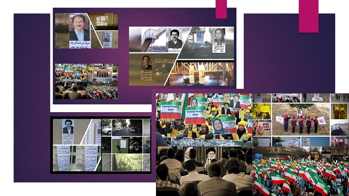 (PMOI/MEK) have begun to post thousands of posters throughout the country