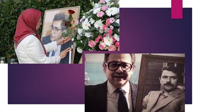 Professor Kazem Rajavi was assassinated on 24th April 1990 in Geneva