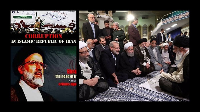 Corruption among the leadership in Iran is widespread
