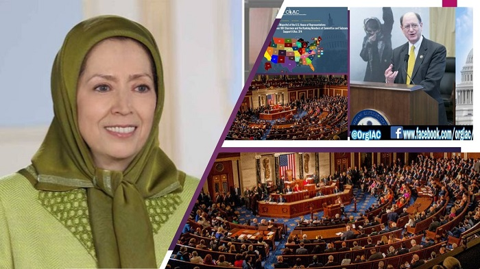 US House Resolution is encouraging for people of Iran