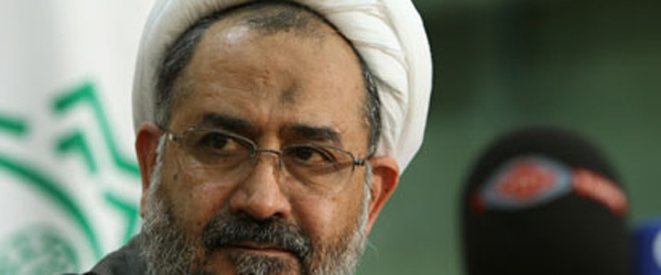 Heydar Moslehi, Iran's Minister of Intelligence and Security (MOIS),