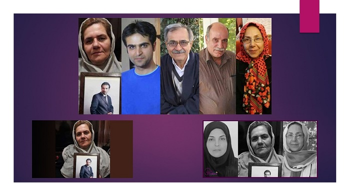MEK Family Members Arrested