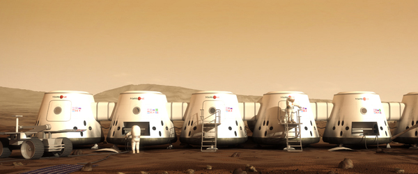 The Mars One mission is a life time mission and the settlers will never come back to Earth